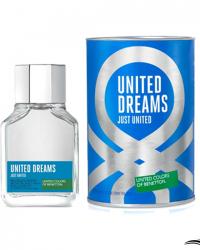 Benetton Just United EDT 100ml (Edição Limitada 2016) – Perfume Masculino