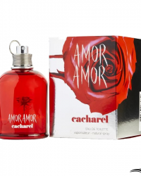 Cacharel Amor Amor EDT 50ml – Perfume Feminino