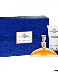 Marina De Bourbon Kit Perfume Classique Feminino EDP 100ml + Hidratante Corporal 150ml – Coffret Feminino