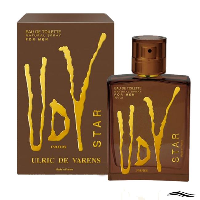 ULRIC DE VARENS STAR MASCULINO EDT 100ML