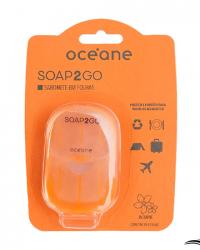 Océane Soap2Go Jasmin – Sabonete Em Folhas