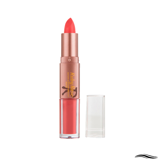 RUBY ROSE BATOM MATTE DUO COR 286