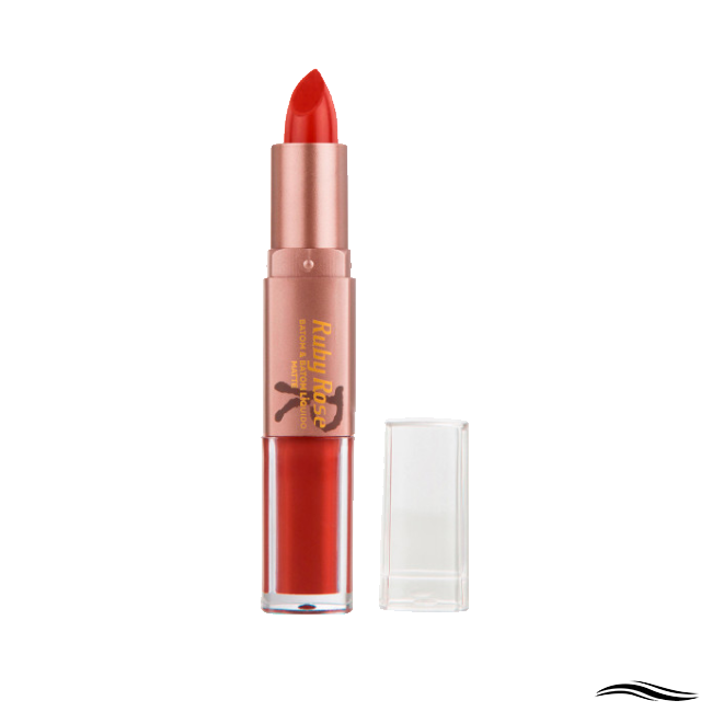 RUBY ROSE BATOM MATTE DUO COR 295