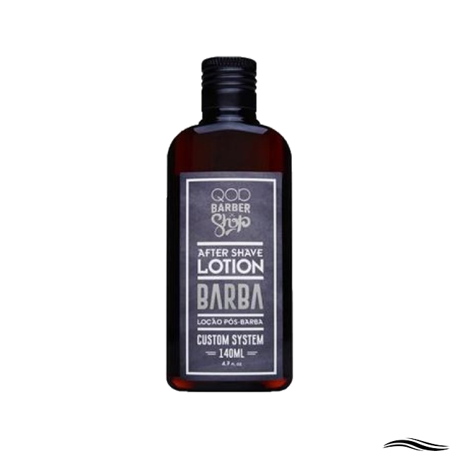 QOD AFTER SHAVE LOTION – LOCAO POS BARBA 140ML