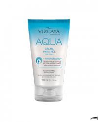 Vizcaya Aqua 50ml – Creme Para Pés